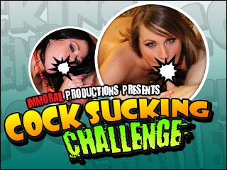 Live Cock Sucking Challenge Tonight!