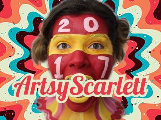 ArtsyScarlett's review