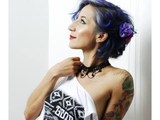 Watch wildtattoogirl cam