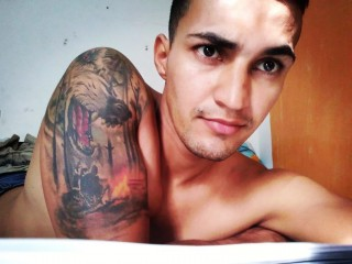 I Am Hispanic, I'm 28 Years Old, My Streamate Name Is SmitWild