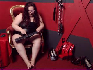Webcam Snapshop For bbw Dominatrix_Anabela