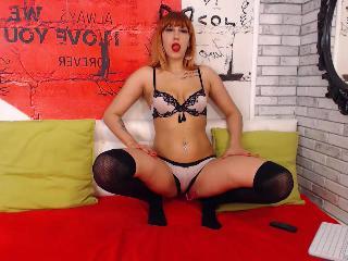 Live Webcam Show with MariannaRos
