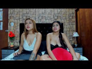 AmberYKorina Porn Show