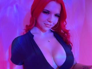 Live cam with RosieJayxo webcam model