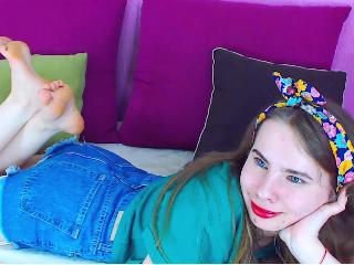 Webcam en direct de AmelyBoo