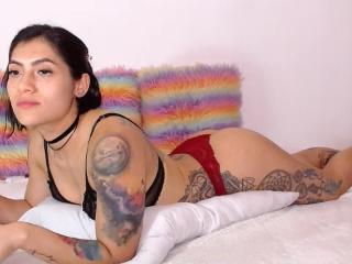 Webcam en direct de CristalEvans