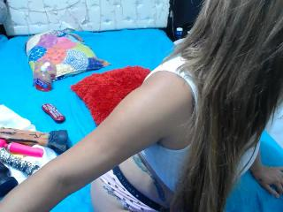 nastycolombianahot's Live Cam