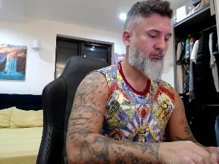 LoverLeather18's Live Cam